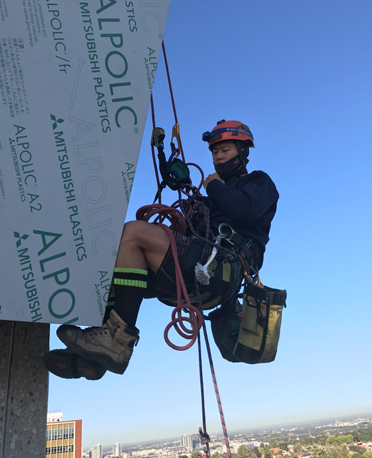 Rope Access Service - Rope Access Sydney - Magellan Company