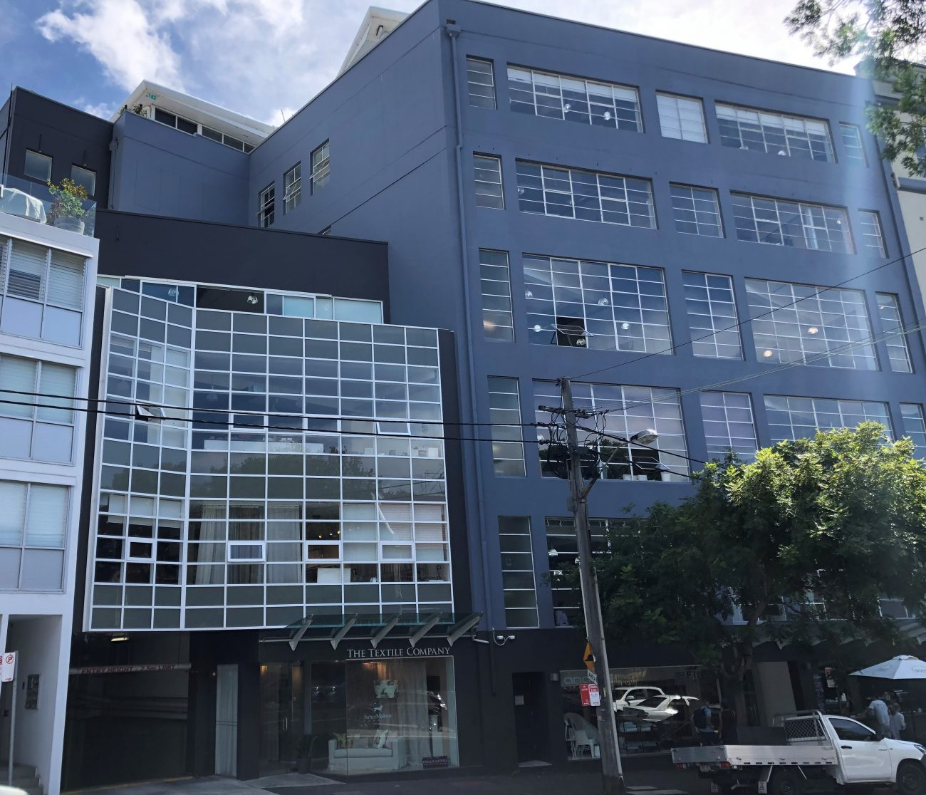 Glass Windows At 19A Boundary Street Rushcutters Bay - Height Safety Installation - Magellan Company