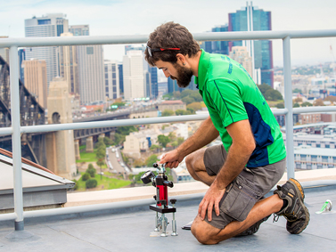 Height Safety Installation - Building Inspections Sydney - Magellan Company